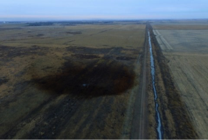 Pipeline Burn Damage
